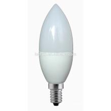 5W ampoule à LED dimmable Bougie C37 E14 / E27 ampoule à LED de base
