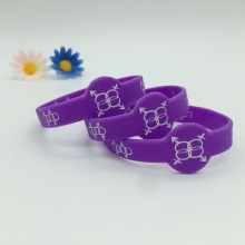 Watch shape Silicone Wristbands