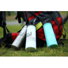 Ssf-580 Stainless Steel Single Wall Outdoor Sports Water Bottle Ssf-580 Flask