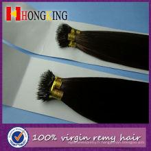 Extension mongole des cheveux nano