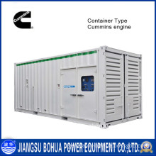 500kVA Power Plant Cummins Diesel Generating Set with Container