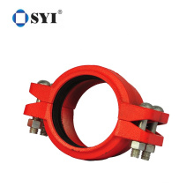 O Type Galvanized Adjustable Carbon Steel Pipe Clamps for Water Tube