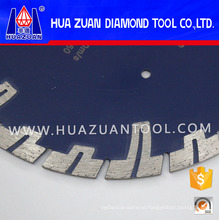230*3.0*10mm Sinter Diamond Saw Blade with Protected Segment