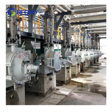 Paper Making Stock Pulp Refining Double Disc Refiner
