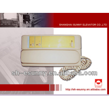 elevator intercom for toshiba / elevator parts for sale /mechanical spare parts