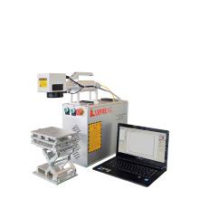 Máquina nova da marcação do laser da fibra da condição 20W / 30W / 50W / 100W