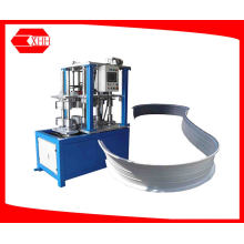 Vollautomatisch angepasste Kurvenmaschine mit Stehfalzdach