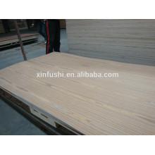 Техническая фанера из тикового дерева для Пакистана