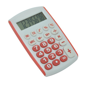 Promotional Printing Coloured Calculators