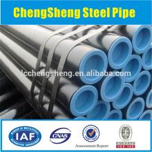 ASTM A106 Gr.B tube en carbone sans soudure, de la société de fabrication