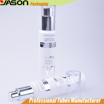 1 fl oz cosméticos creme airless tubo de umidade