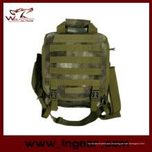 Nylon wasserdicht Tactical Sling Bag Armee Hand Tasche modische Laptop-Tasche