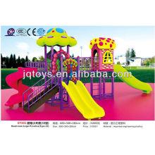 Cogumelo Crianças Plástico Playground Angel Paradise