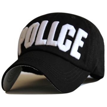Gorra de béisbol en blanco al por mayor de algodón