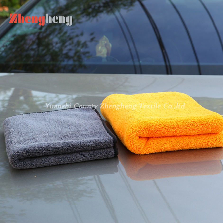 Customized Microfiber Material Car Cleaning Towel