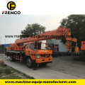 Five-Arms Truck Lifting Crane