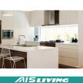 Benchtop Quartz Kitchen Cabinets Furniture by Moisture Proof Board (AIS-K922)