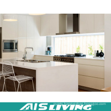 Benchtop Quartz Kitchen Cabinets Furniture by Moisture Proof Board (AIS-K922)