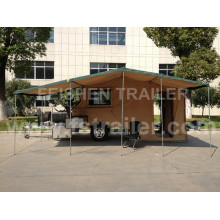 Camper trailer HFC11 big and comfortable