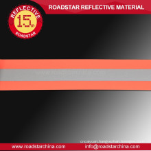 Pure cotton Retardant Bicolor reflective fabric