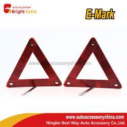 Car Breakdown Warning Triangle