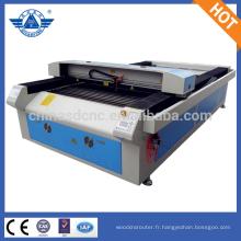 Coupe au laser cnc travail zone 1300 * 2500mm co2 80w/100w/130 w/150w