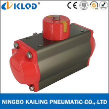 At100d Aluminum Double Acting Pneumatic Valve Actuator