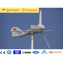 High efficiency residential wind turbine