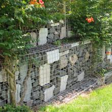 China Atacadista Zhuoda soldada Gabion Garden