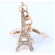 The Eiffel Tower key chain