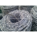 High-Quality Low-Carbon Steel Wire Low Price Razor Barbed Wire for Grass Boundary, Railway, Highway