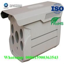 OEM Aluminium Die Casting Outdoor imperméable à l'eau CCTV caméra Shell Cover