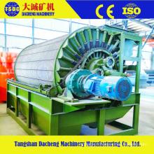Équipement de pansement au minerai de fer Filtre à vide rotatif