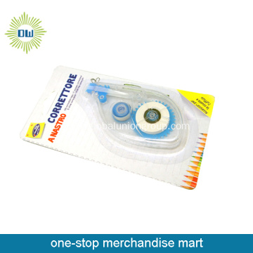 Popular Blue Colored Stationary Correction Tape