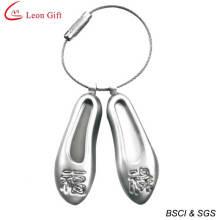 Горячие Продажа металла обувь брелок (LM1305)