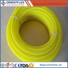 Tuyau ondulé de PVC de vente directe d'usine