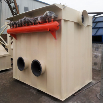 Industrial baghouse dust collector used in cement plant