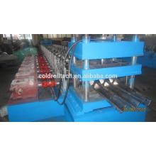 máquina de formação de guardrail