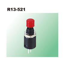 2P SPST Momentary Plastic Pushbutton Switches