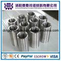 Geschmiedete maschinell bearbeitete Molybdän-Rohre, Molybdän-Rohre oder Tungsten-Rohre / Rohre für Transistor- und Thyristoren-Industrie-heißer Verkauf in China
