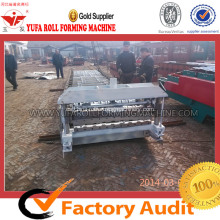 Roofing Steel Tile Roll Forming Machine para la venta