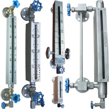 Indicateur de niveau de liquide de tube de quartz de couleur, indicateur de niveau de liquide / mètre