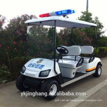 Chinesisches billiges Streifenwagenauto angetrieben durch Gas für Verkauf