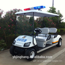 Coche de patrulla de policía barato chino accionado por gas para la venta