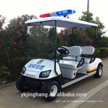 Carro de patrulha barata chinesa da polícia psto pelo gás para a venda