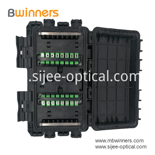 fiber optic closures