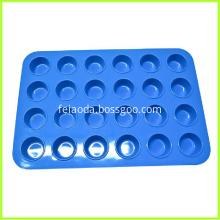 Lightweight Silicone Mini Muffin Pan 24