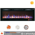 "NEWEST 60"" Linear Electric Fireplace Insert"
