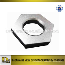 China OEM Hex Steel Washer