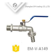 ЭМ-в-A149 Латунь стоп-кран с ручкой водопроводный кран сад кран